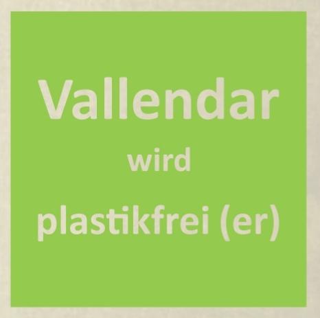 Vallendar wird plastikfrei (er)