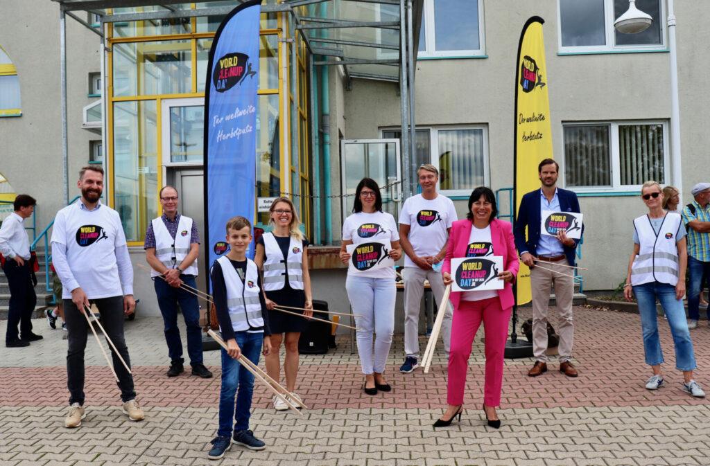 World Cleanup Day Thüringen Erfurt
