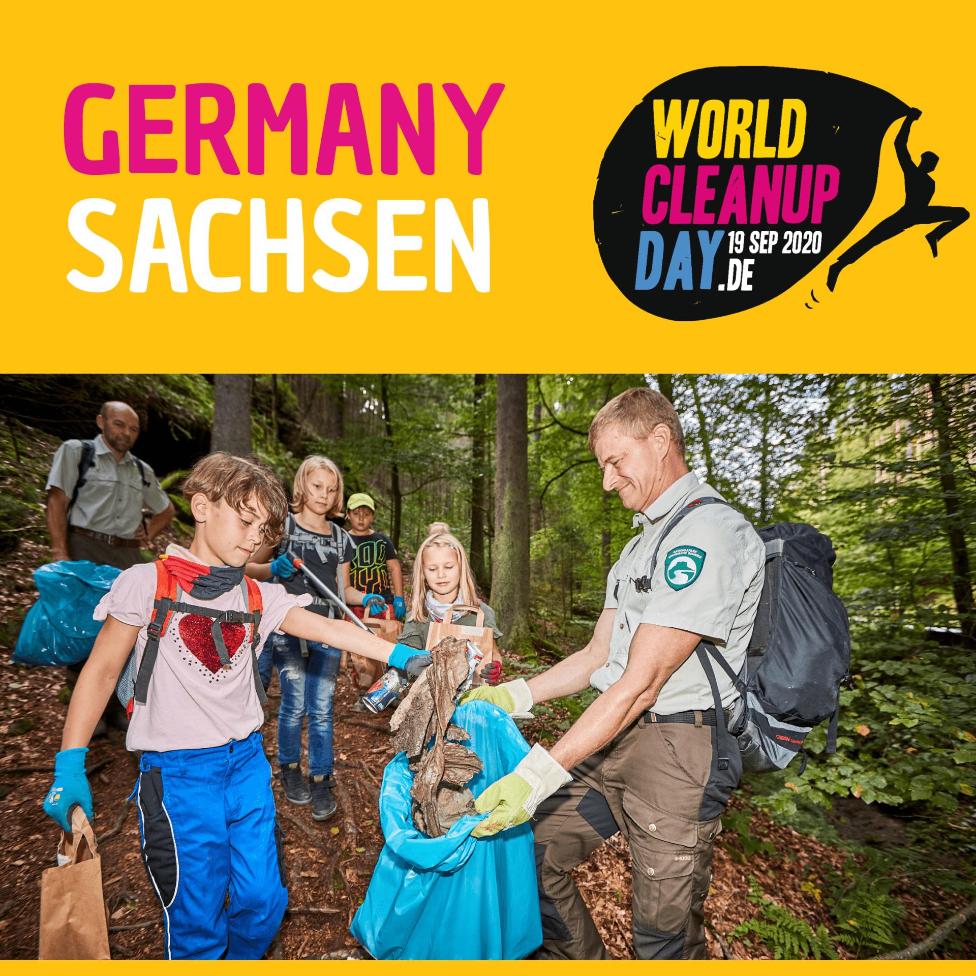 Clean Up by Decathlon Chemnitz (Sachsen)