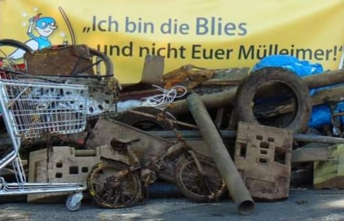 Bliesputz in Neunkirchen/Saar: Die Blies soll sauberer werden (Saarland)