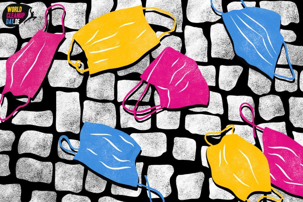 Wcd Masken Mit Logo Rechteck