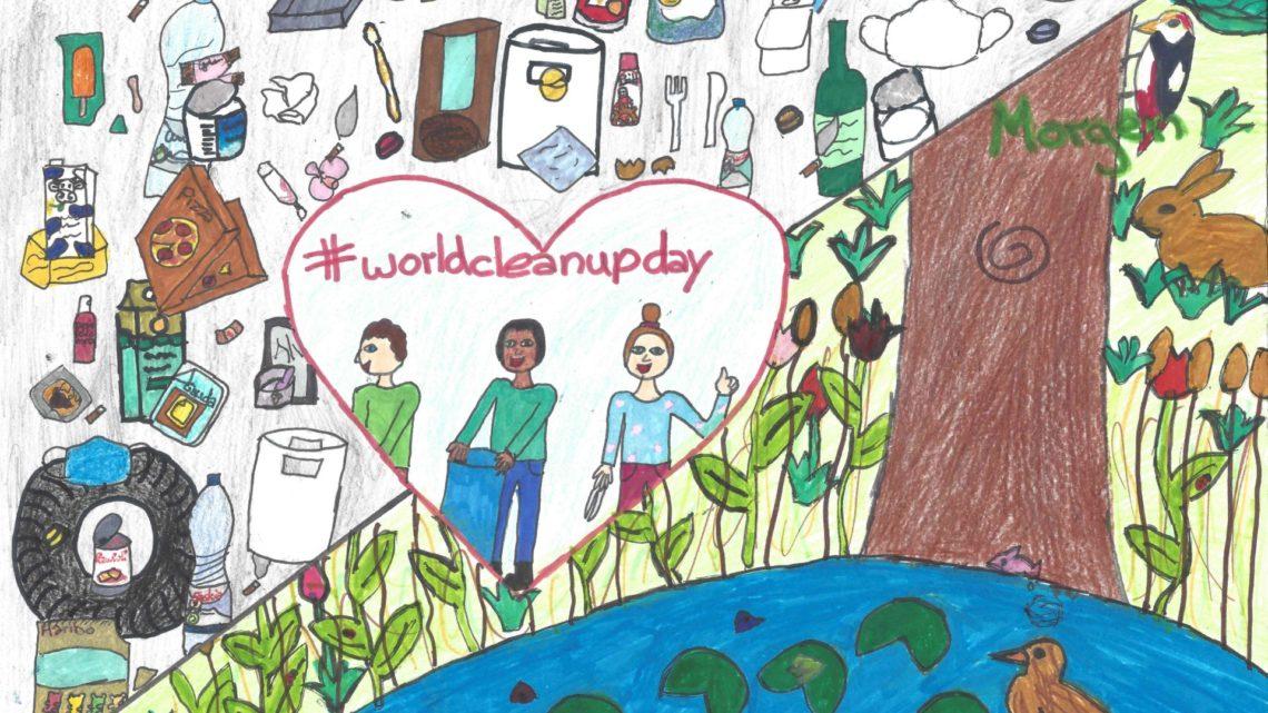 World Cleanup Day Emma Haberzeth
