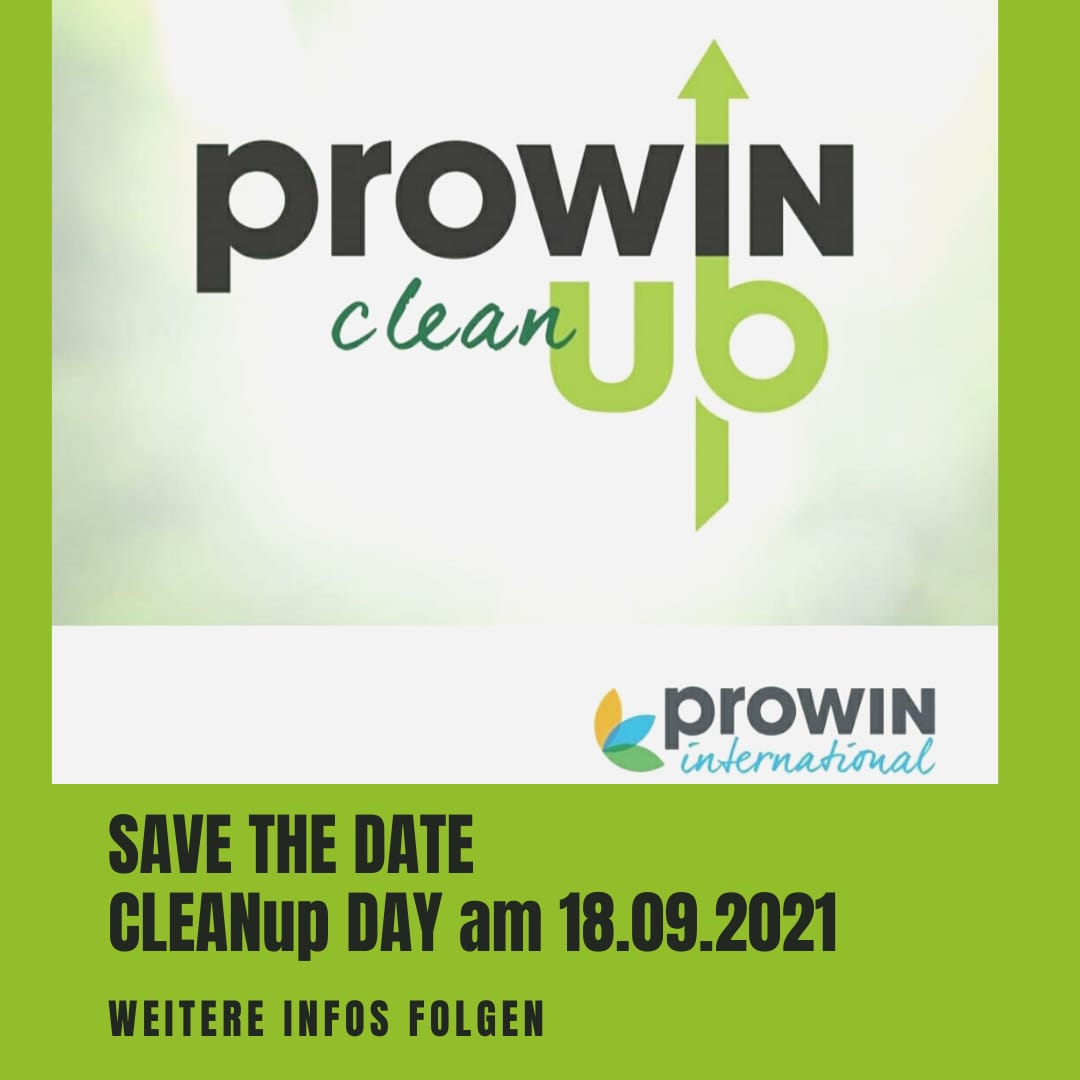 CleanUp Day proWIN International Team proWIR
