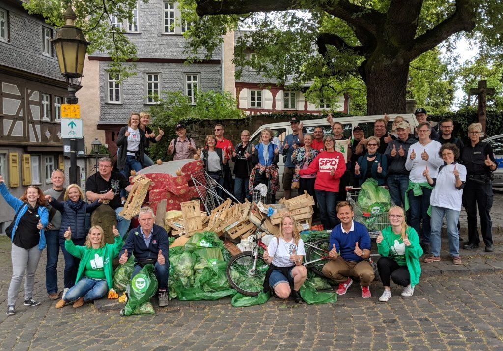 #cleanVS - Villingen (Baden-Württemberg)