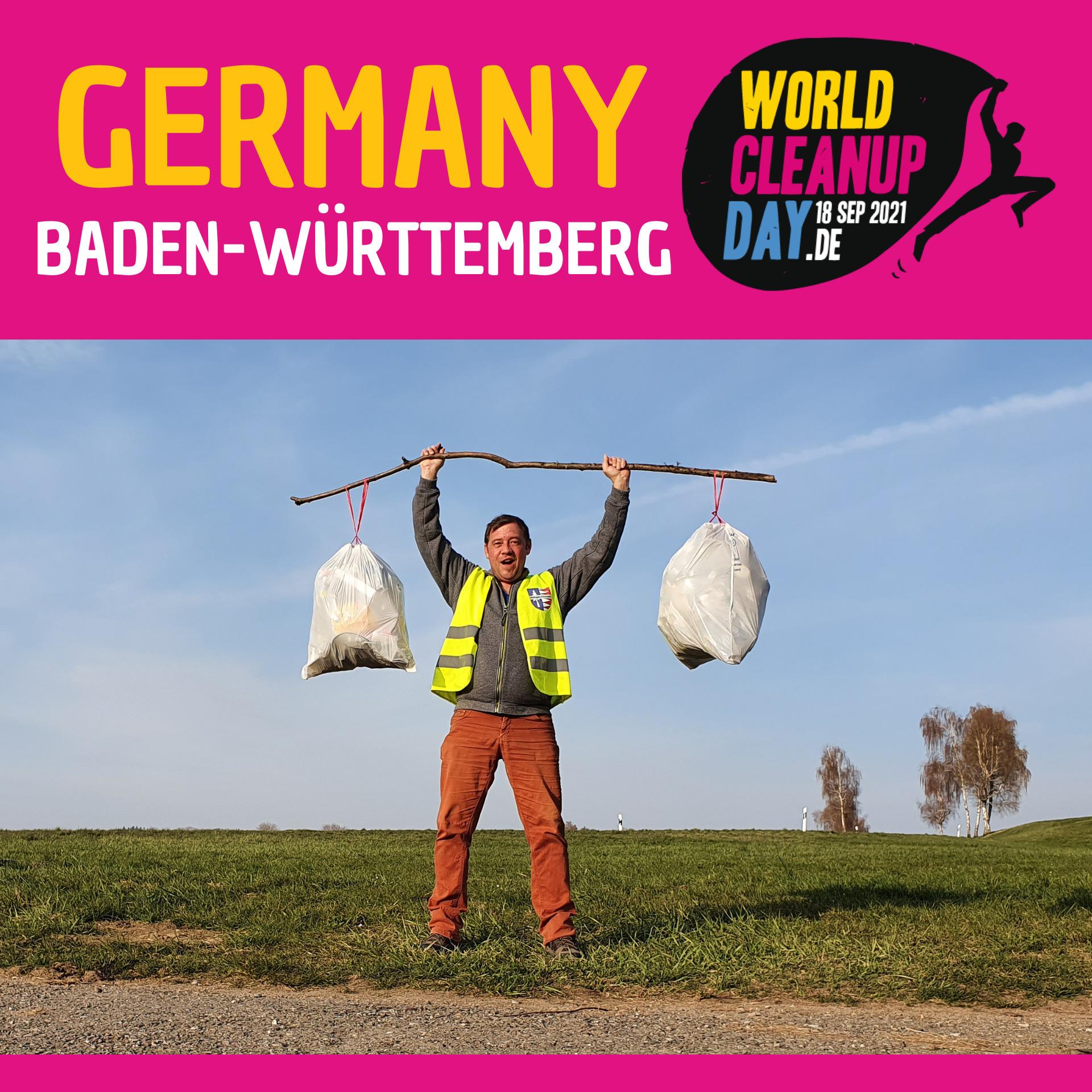 World Cleanup Day Reichenau (Baden-Württemberg)