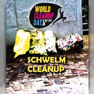 World Cleanup Day 2021 Schwelm (NRW)