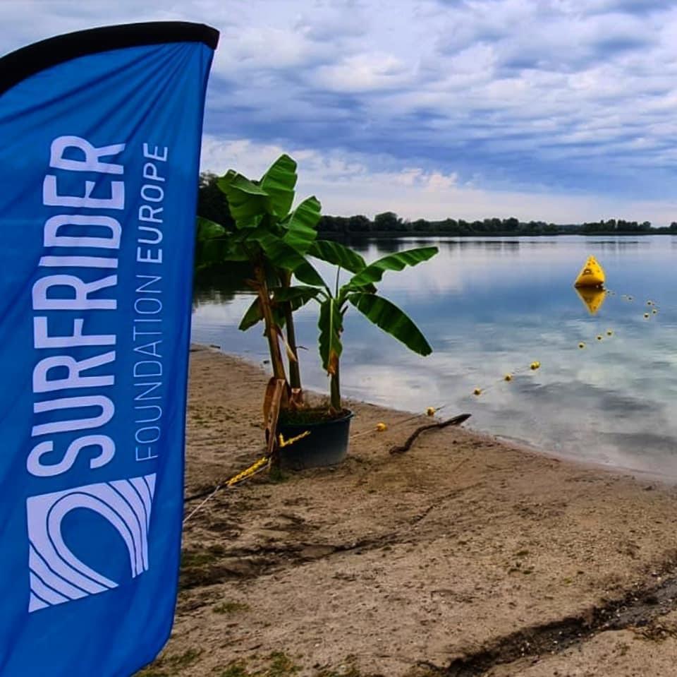 Cleanup der Surfrider Foundation Baden-Pfalz & Aloha Erlichsee (Baden-Württemberg)