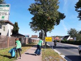 Northeim putzt sich (Niedersachsen)