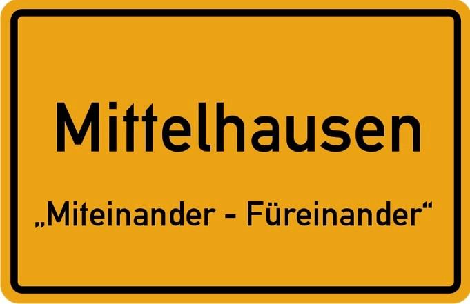 Mittelhausen räumt auf! (Thüringen)